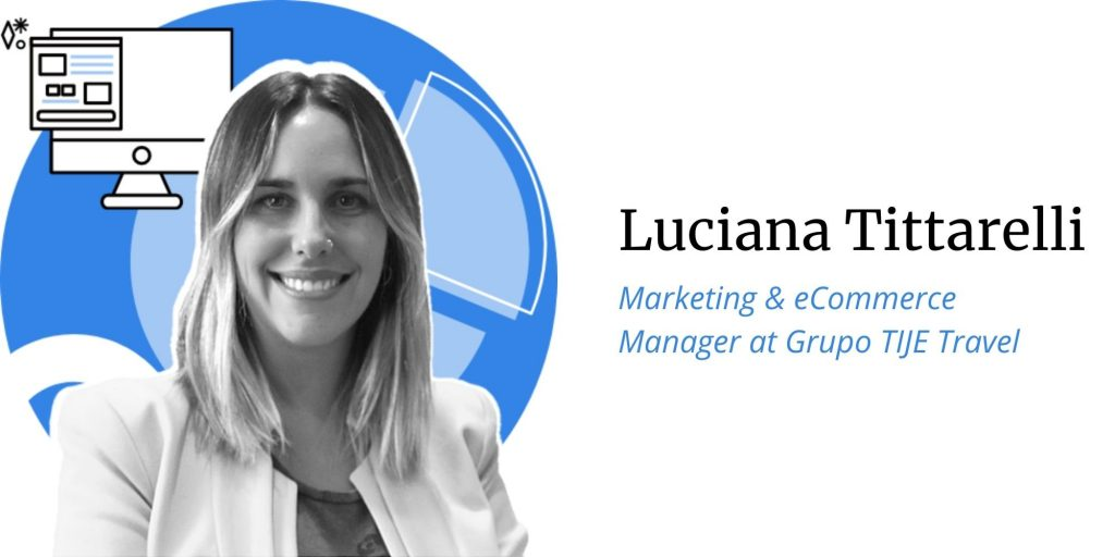 Luciana Tittarelli, Q&A with ConversionAdvocates on the topic of opportunities, threats, predictions for Black Friday and Cyber Monday 2020