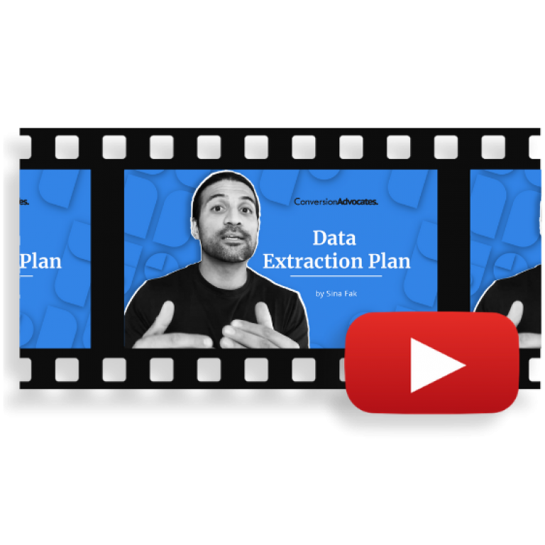 Data analytics explained | How to create a data extraction plan in 3 steps
