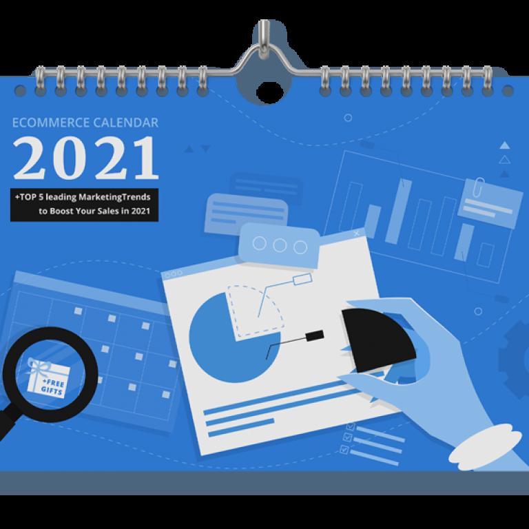 Calendar Download | 2021 eCommerce Calendar